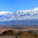 Overlooking The Valley Pano by marilyn diaz