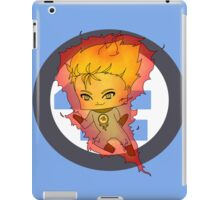 Chibi Human Torch iPad Case/Skin