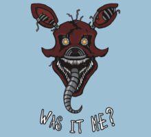 Five Nights at Freddy's - FNAF 4 - Nightmare Foxy - It's Me Baby Tee