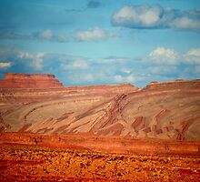 Mexican Hat, Utah by Michael Kannard