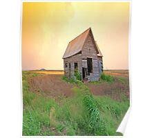 Sunset On The Land,......Oklahoma Poster