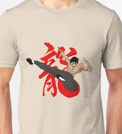 The Dragon Kick Unisex T-Shirt