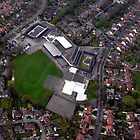 Wellington Road High School Timperley by John Maxwell