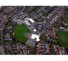 Wellington Road High School Timperley Photographic Print