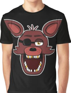 Five Nights at Freddy's - FNAF - Foxy  Graphic T-Shirt
