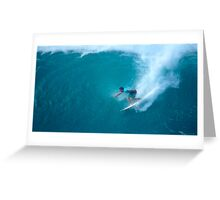 Parko's Pipe Greeting Card
