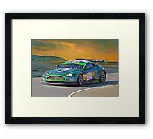 2007 Aston-Martin DB9 I Framed Print