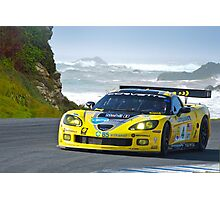 2007 Corvette Racing Photographic Print