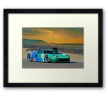 2008 Ford GT40 I Framed Print