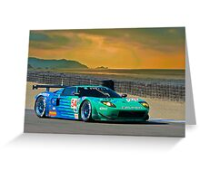 2008 Ford GT40 I Greeting Card