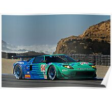 2008 Ford GT40 II Poster