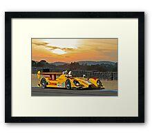 Porsche Spyder I Framed Print