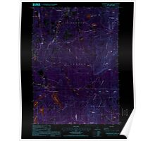 USGS TOPO Map New Hampshire NH Peterborough South 329748 1997 24000 Inverted Poster