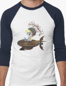My Little Pony - MLP - Derpy Hooves Men's Baseball ¾ T-Shirt