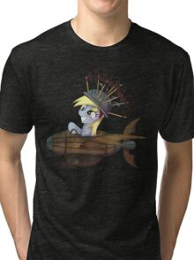 My Little Pony - MLP - Derpy Hooves Tri-blend T-Shirt