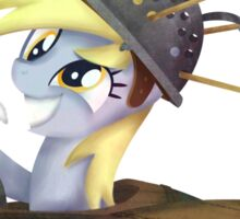 My Little Pony - MLP - Derpy Hooves Sticker