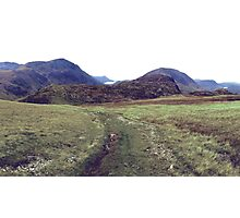 Ennerdale in the Lake District National Park, UK Photographic Print
