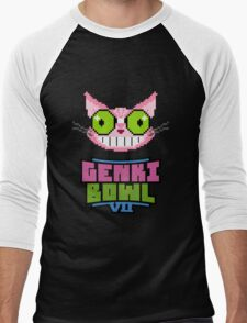 Professor Genki's Ultimate Shirt Climax Men's Baseball ¾ T-Shirt