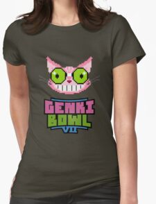 Professor Genki's Ultimate Shirt Climax Womens Fitted T-Shirt