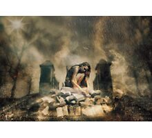 Nothing On This Earth Will Set Fire To My Dreams Photographic Print