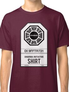 DHARMA Initiative T-Shirt Classic T-Shirt