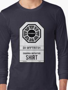 DHARMA Initiative T-Shirt Long Sleeve T-Shirt