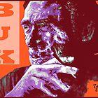 Charles Bukowski - PopART by ARTito