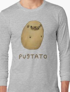 Pugtato Long Sleeve T-Shirt
