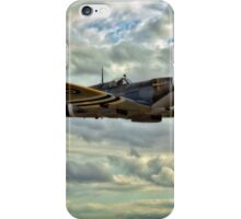 Spitfire Squadron iPhone Case/Skin