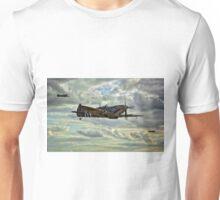 Spitfire Squadron Unisex T-Shirt