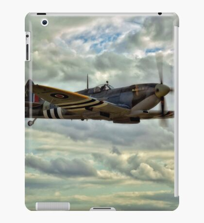 Spitfire Squadron iPad Case/Skin