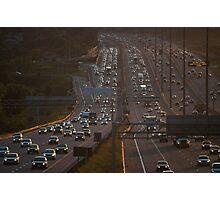 Highway 401 West of Don Mills (#303) Photographic Print