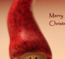 Christmas Card 8 Sticker