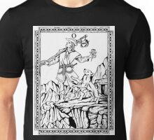 TAROT: The Fool Unisex T-Shirt