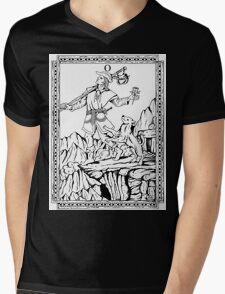 TAROT: The Fool Mens V-Neck T-Shirt
