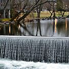 Old Mill District by Eileen Brymer