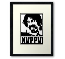 XVPPV Framed Print