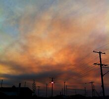 Smokey Sun by Jock Anderson