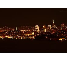 San Francisco Magic Photographic Print