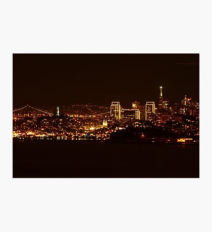 San Francisco Magic Photographic Print