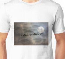 Bombers Moon Unisex T-Shirt
