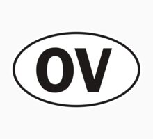 OV - Oval Identity Sign by Ovals