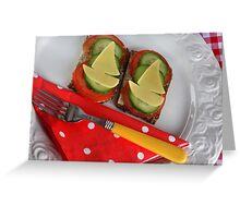 Regatta Food 4 Kids Greeting Card