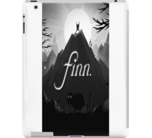 Adventure Time finn jake  iPad Case/Skin