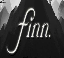 Adventure Time finn jake  Sticker