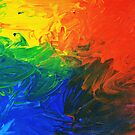 Melted Rainbow by Pandrot