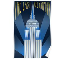 The Last Olympian Poster