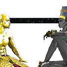 "Progression on ""Pharaoh""  by Watson  Mere"