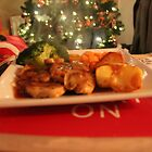 CHRISTMAS DINNER by Jack Catford