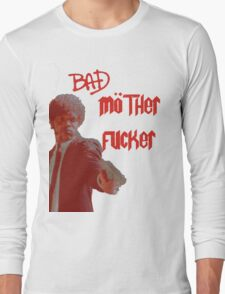 BAD Long Sleeve T-Shirt